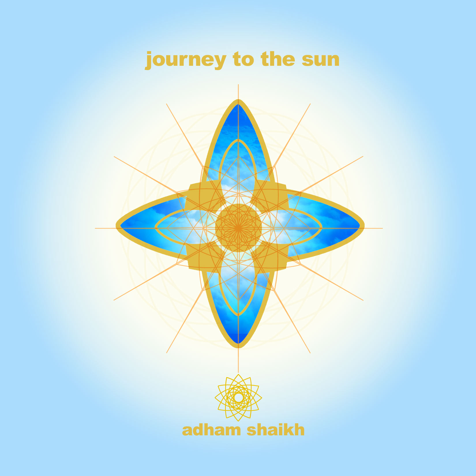 Adham Shaikh | Journey To The Sun